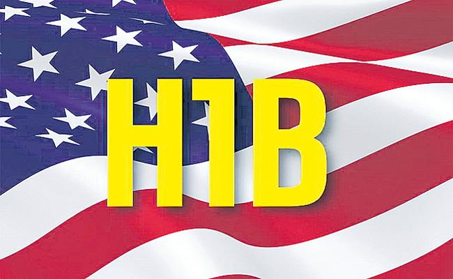 H-1B policy to continue with lottery system till 2021 Dec 31 - Sakshi