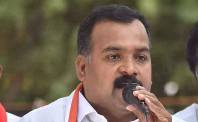Congress Incharge Manickam Tagore Visits Hyderabad Today - Sakshi