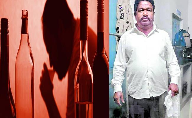 Non Bailable Warrant To Alcoholic From Nampally Court - Sakshi