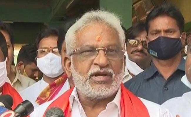Huge Donation To TTD For Construction Of Srivari Temple In Tamil Nadu - Sakshi