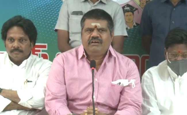 Minister Avanthi Srinivas Comments On Chandrababu - Sakshi