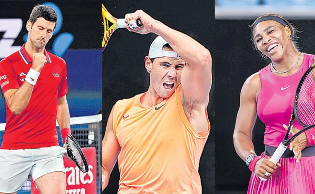 2021 Australian Open To Take Place At Melbourne - Sakshi
