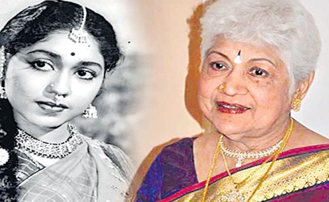 Actress Sowcar Janaki Exclusive Interview With Sakshi