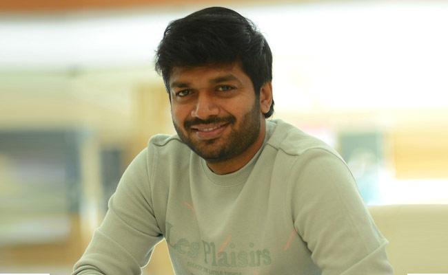 Director Anil Ravipudi Cooments About Gaali Sampath Movie - Sakshi