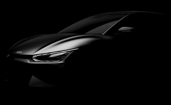 Kia Launches New Electric Car Ev6 Teaser - Sakshi