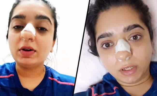 Zomato delivery boy assaults woman, leaves her bleeding - Sakshi