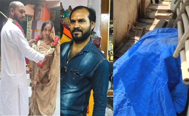 Missing Man Found Deceased In His Home Vanasthalipuram Hyderabad - Sakshi