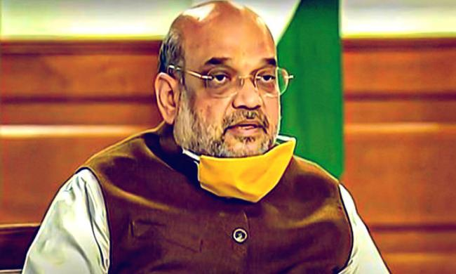 Amit Shah Comments On Bengal Rti Reveals Lie - Sakshi