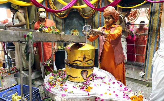 Mahashivratri 2021 Celebrations In India - Sakshi