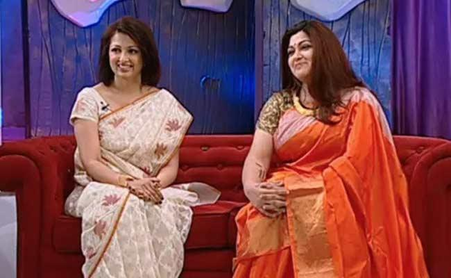 Actress Kushboo Distance To Contest In Chepauk And Triplicane Assembly Constituencies - Sakshi