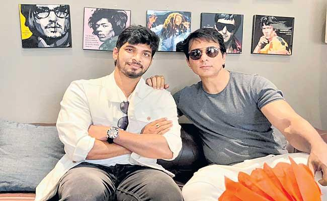 Hero Sonu Sood Superb Speech About G ZOMBIE Movie - Sakshi