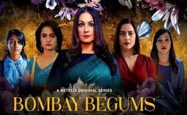 NCPCR Issues Notice To Netflix To Stop Streaming Bombay Begums - Sakshi