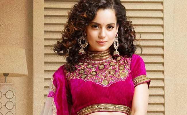 Copyright Case On Bollywood Actress Kangana Ranaut - Sakshi
