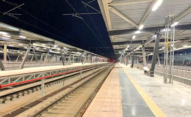 Indias First Centralised AC Railway Terminal To Start Soon - Sakshi