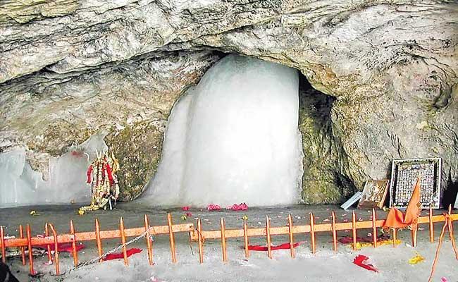 Amarnath Yatra To Begin on 28 June - Sakshi