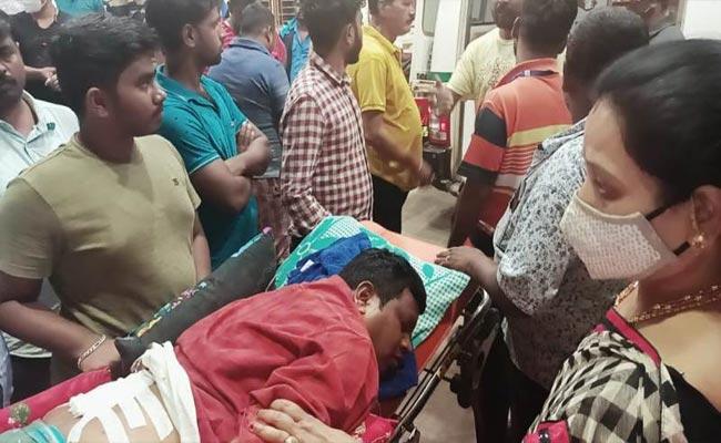 Business Man Deceased By Pistol In Odissa - Sakshi