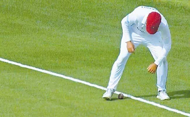 Zimbabwe fightback vs Afghanistan to leave second Test in balance - Sakshi