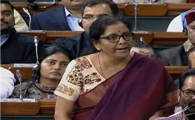No Proposal: To Bring Petroleum Products In GST Says Finance Minister Nirmala - Sakshi