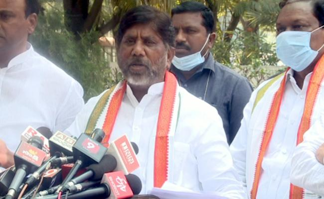 Bhatti Vikramarka Mallu Comments On Governor Tamilisai Speech On Budget - Sakshi