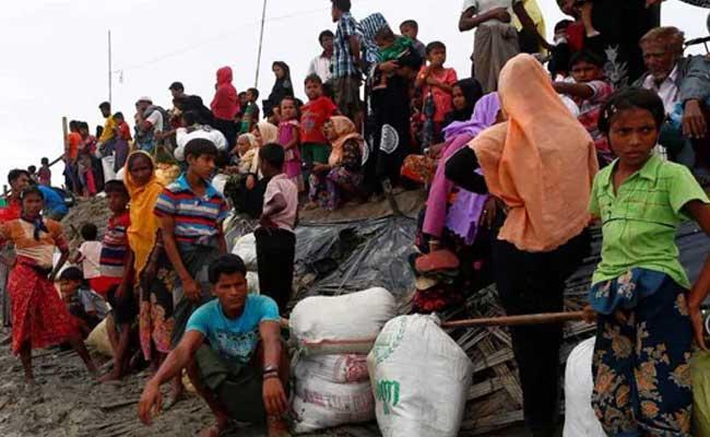 Myanmar People Illegal Immigration To India - Sakshi
