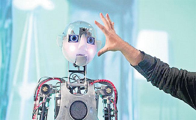 Cornell University Introduce Shadow Sense System Of Robots - Sakshi