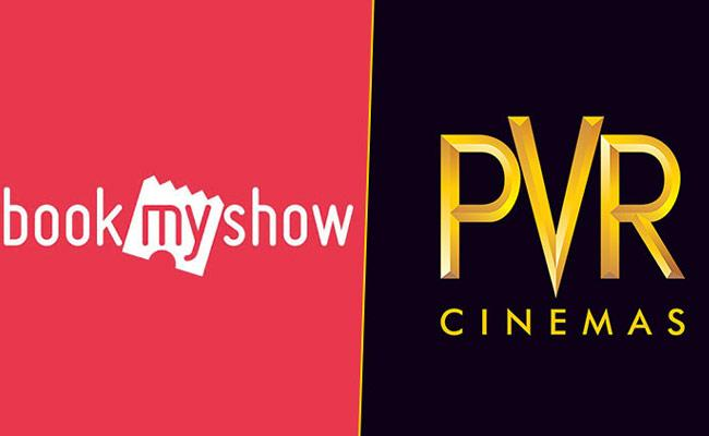 BookMyShow, PVR Fined For Internet Charges In Hyderabad - Sakshi