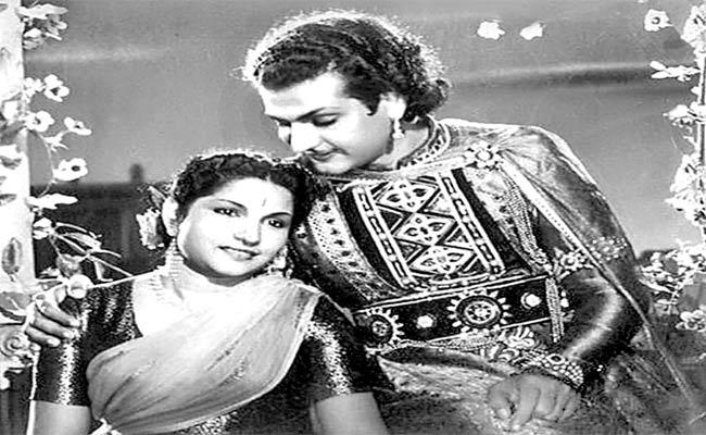 70 Years for NTRs Pathala Bhairavi Movie Records - Sakshi