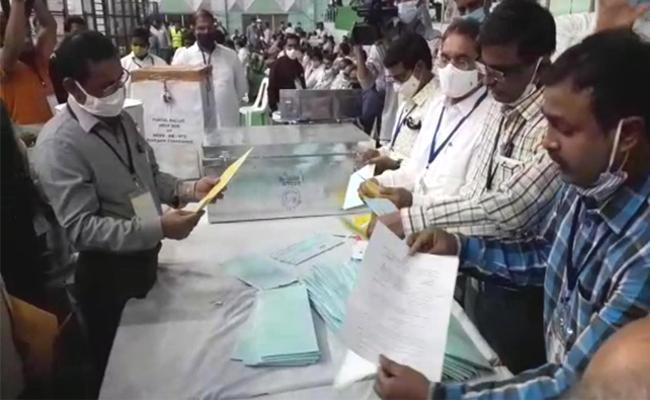 Telangana MLC Election Results Prestigious For All Parties - Sakshi