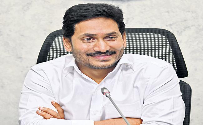 CM YS Jagan Comments In Spandana program - Sakshi