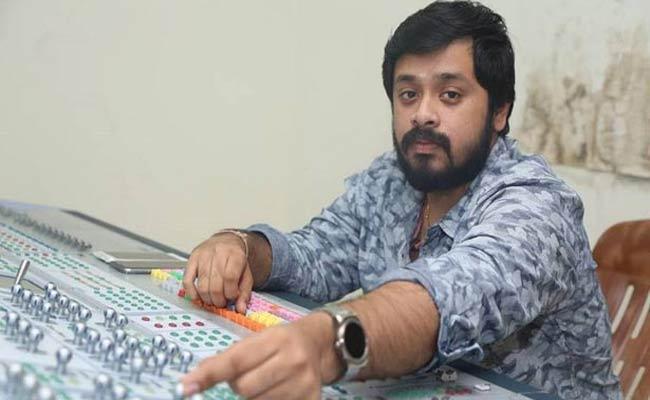Music Director Amresh Arrested In Chennai - Sakshi
