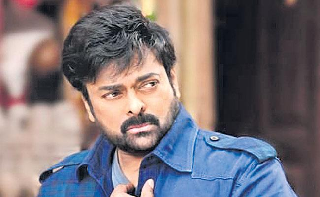 Chiranjeevi Hectic Shooting Schedules For Four Films - Sakshi