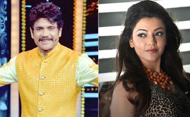 Kajal Agarwal Will Act In Nagarjuna Movie - Sakshi