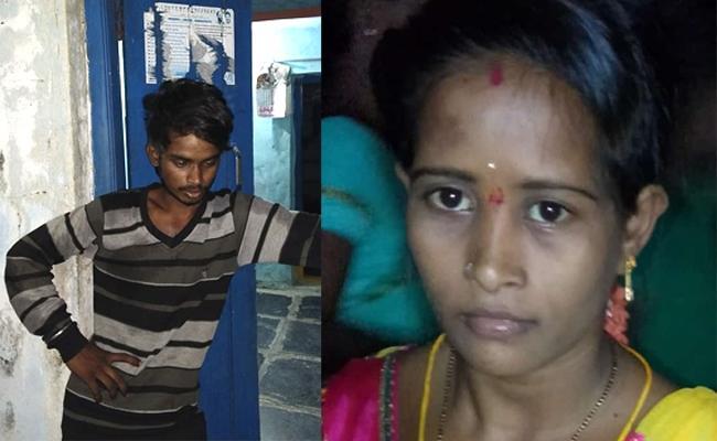 Husband Attack Wife With Petrol In warangal - Sakshi