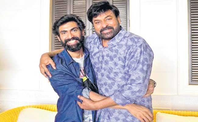 Megastar Chiranjeevi launches Virata Parvam teaser - Sakshi