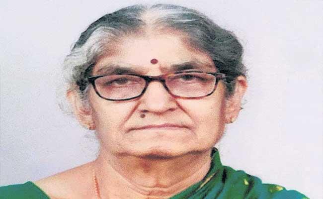 Senior Actor Kakarala Satyanarayana Wife Last Breath In Hyderabad - Sakshi