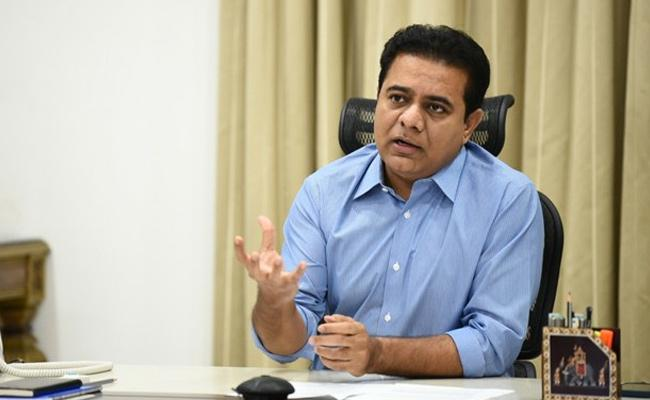 Minister KTR Hails Telangana Advocates Contribution In Telangana Movement - Sakshi