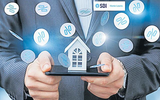 State Bank Of India Reduces Home Loan Interest Rate To 6.7per cent - Sakshi