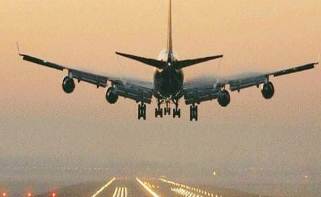 IndiGo Flight Diverted To Karachi Due to Medical Emergency - Sakshi