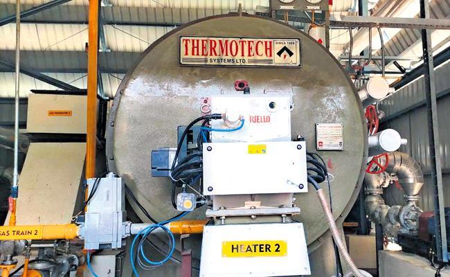 TTD Temple Using New Technology For Boondi Making For Laddu At Tirupati - Sakshi