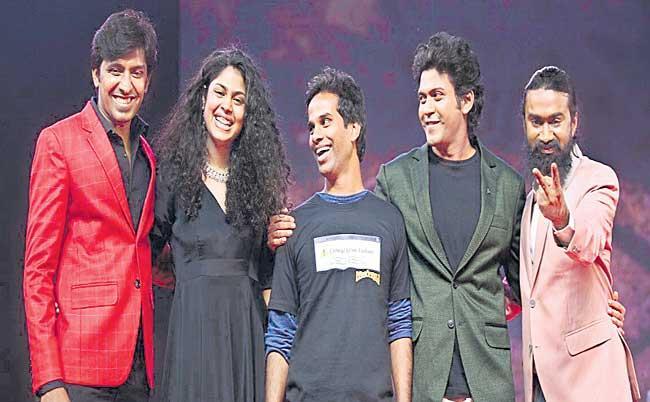 Jathi Ratnalu Movie Success Meet - Sakshi