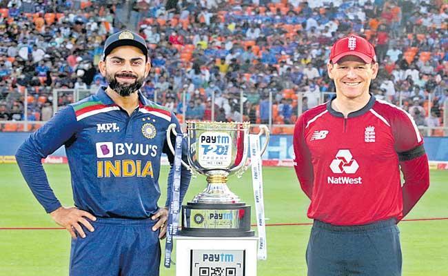 India vs England 5th T20 Series Today - Sakshi