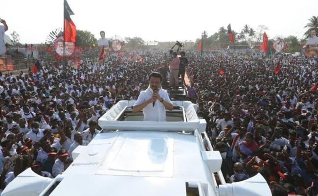 Tamil Nadu Assembly Polls Vaiko Compares Stalin With Barack Obama - Sakshi
