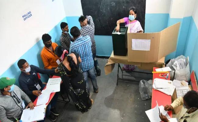 Large Number Of Invalid Votes In Telangana MLC Elections  - Sakshi