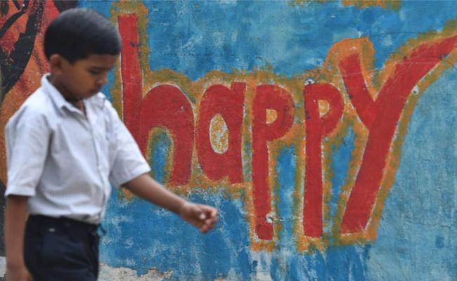 List Of World Happiness Index Countries 2021 Un Report - Sakshi