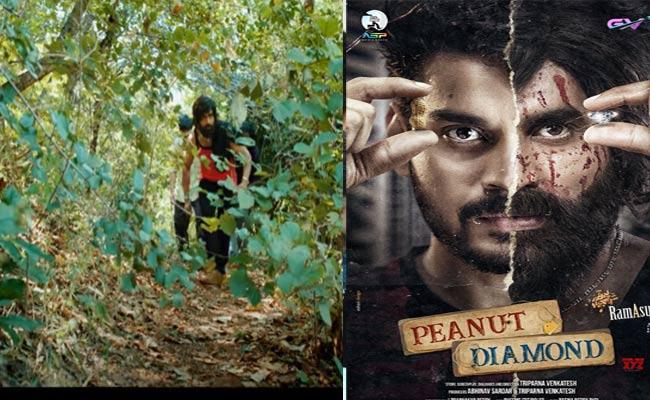 Peanut Diamond Telugu Movie Teaser Launched By Dil Raju - Sakshi