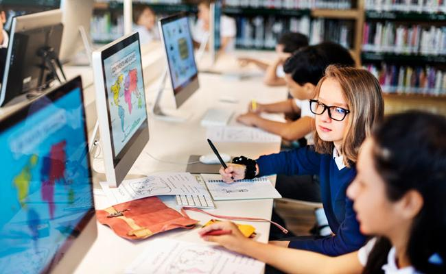 Digital Learning: Know About This - Sakshi