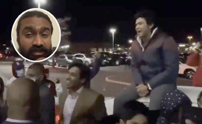 Viral Video: Rahul Ramakrishna Funny Warning To Naveen Polishetty And Priyadarshi - Sakshi