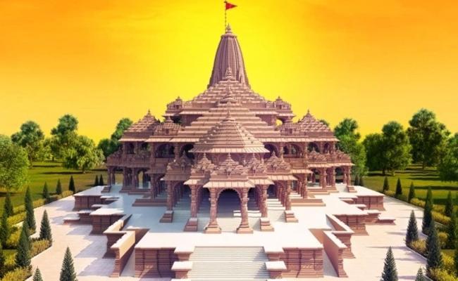 Stone From Sita Temple In Sri Lanka For Ayodhyas Ram Mandir - Sakshi