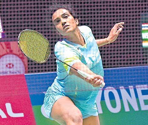 PV Sindhu Fails to break semis In All England Championship - Sakshi