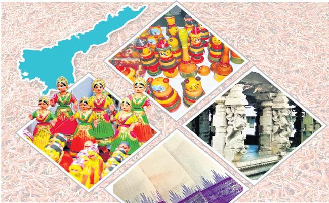 International branding for AP local products - Sakshi